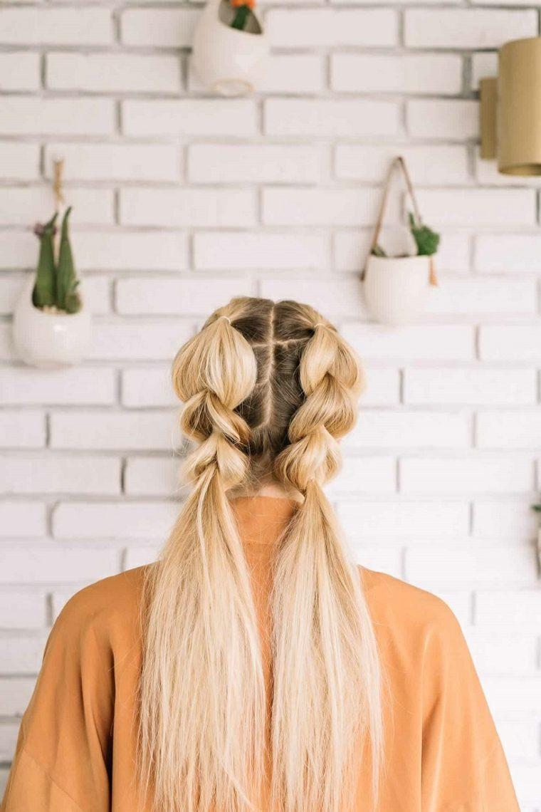 peinados con trenzas-faciles-hacer-casa