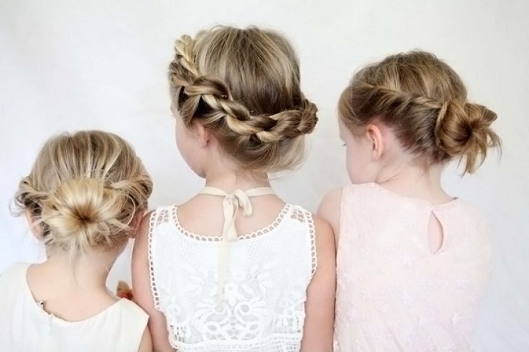 peinados-para-ninas-cabello-longitud-media