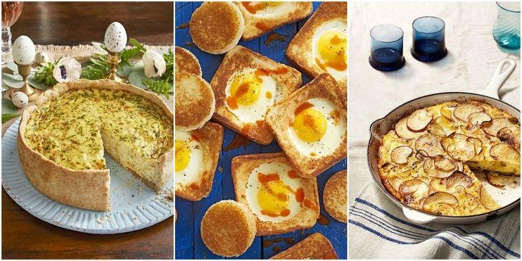 Recetas comida rapida con huevos - Ideas perfectas para una fiesta -