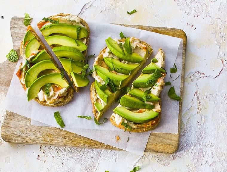 recetas-para-desayunos-pan-tostado-queso-ideas