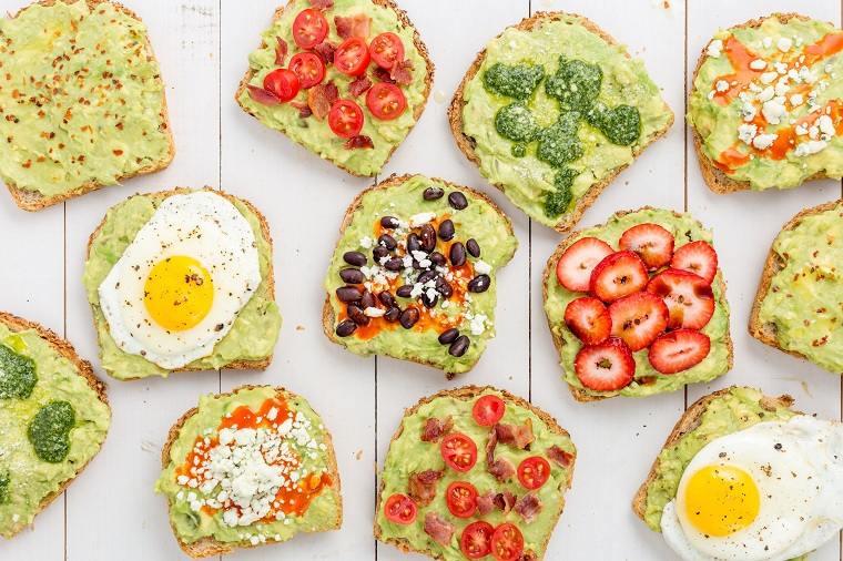recetas-para-desayunos-tostadas-ideas