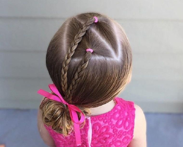 recoger-cabello-nina-estilo-moderno
