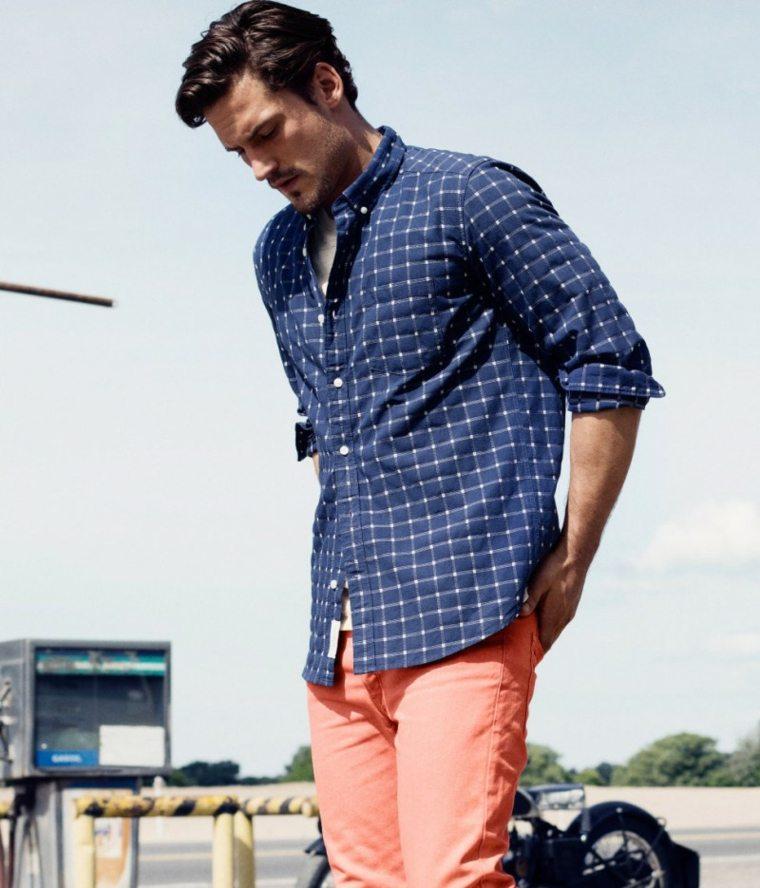 ropa a la moda-hombres