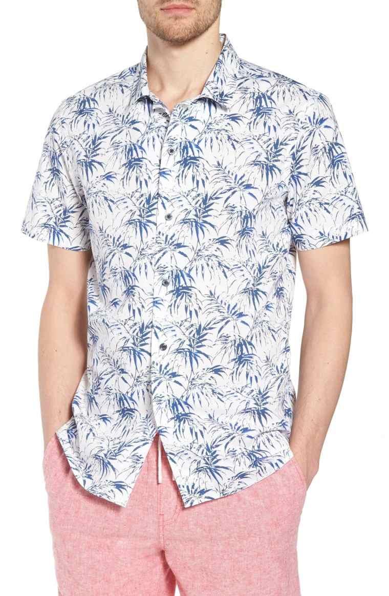 ropa casual para caballero-camisa