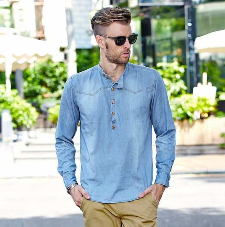 ropa de moda-hombre-verano