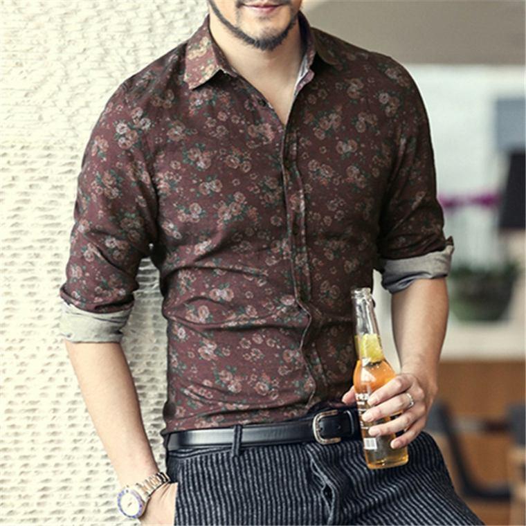 ropa de moda para hombre-camisa