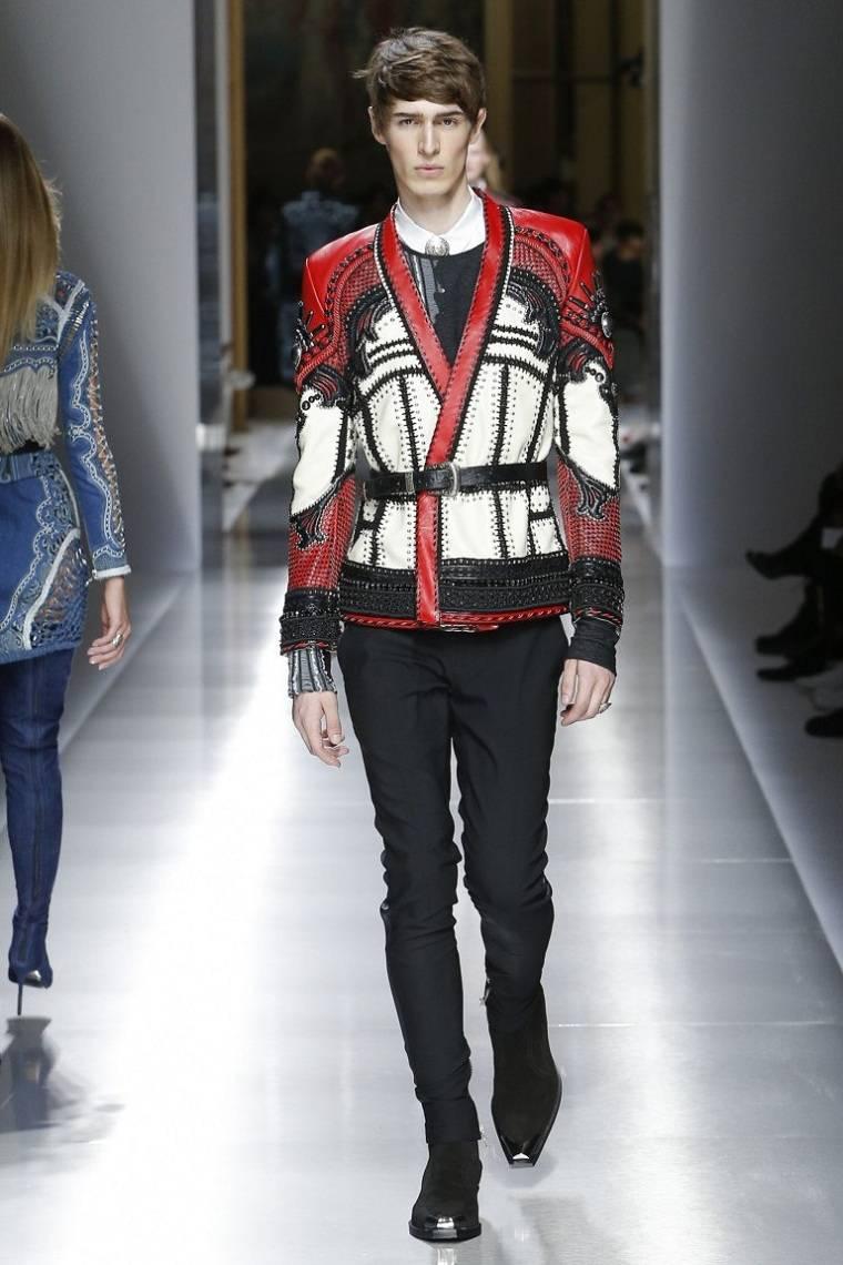 ropa-de-moda-para-hombre-chaqueta-cuero-colores