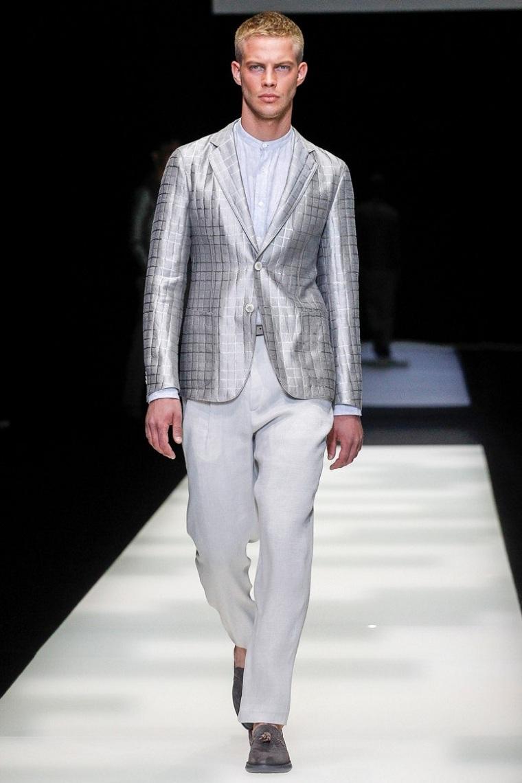 ropa de moda para hombre-tendencias-traje-brillante