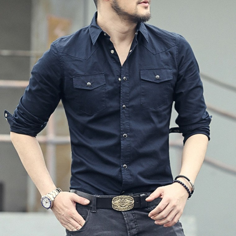 ropa de moda para hombre-verano-camisa