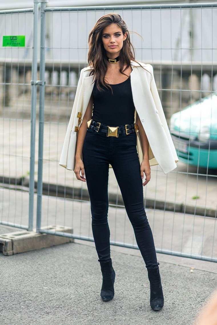 ropa moderna-chica-estilo-urbano-2018-estilo-negro