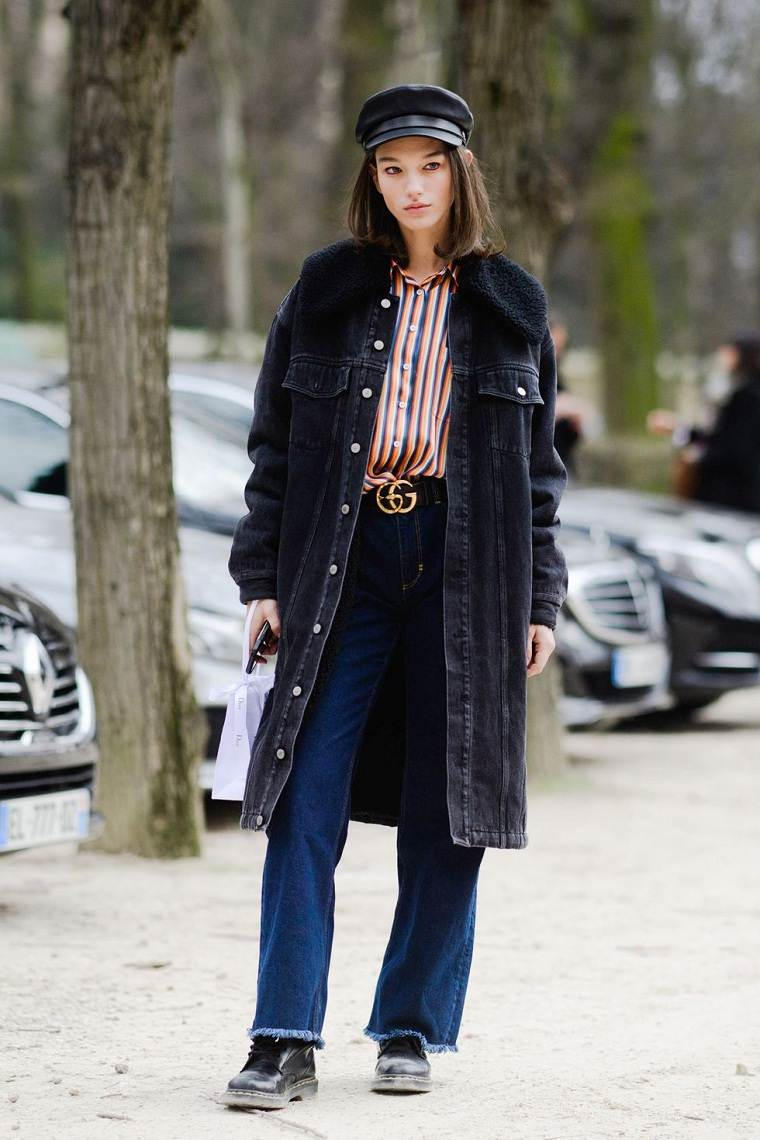 ropa moderna-chica-estilo-urbano-2018-estilo-principios-primavera
