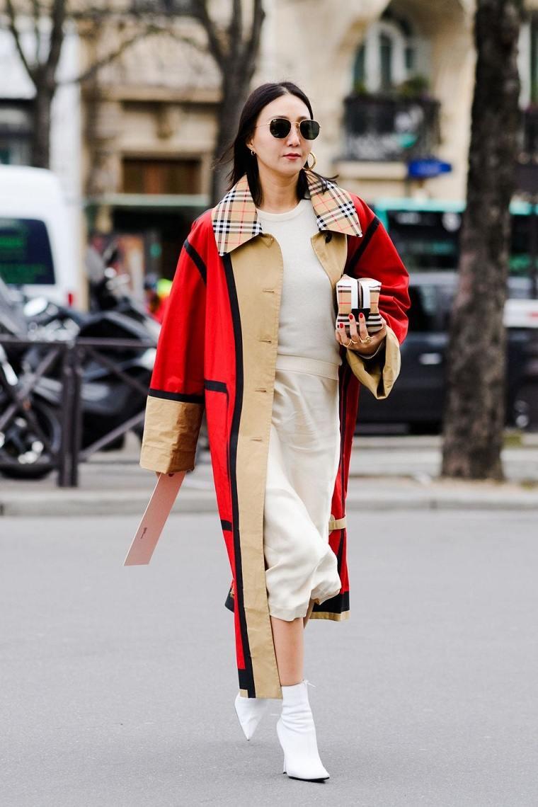 ropa moderna-chica-estilo-urbano-2018-semana-moda-paris