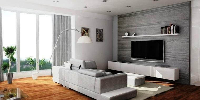 salas minimalistas-interiores-modernos