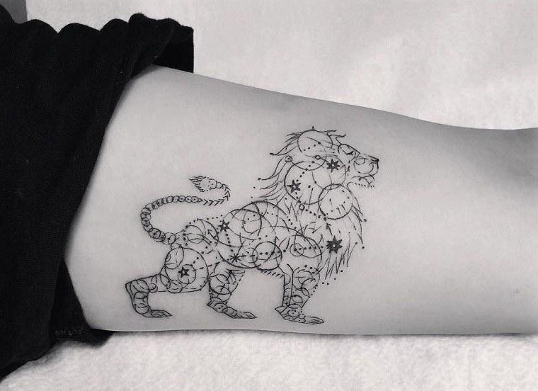 tatuajes elegantes-tendencias-estilo-moderno-puntos
