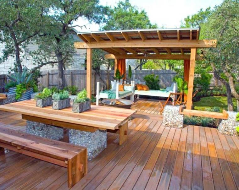 estupendas ideas para decorar terrazas modernas