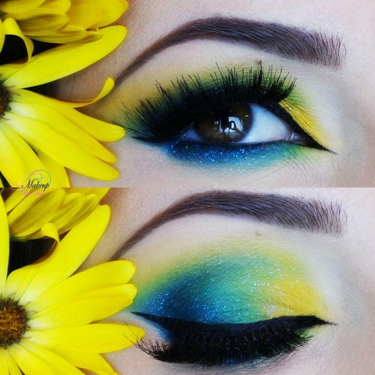 tips de maquillaje-ojos-verano