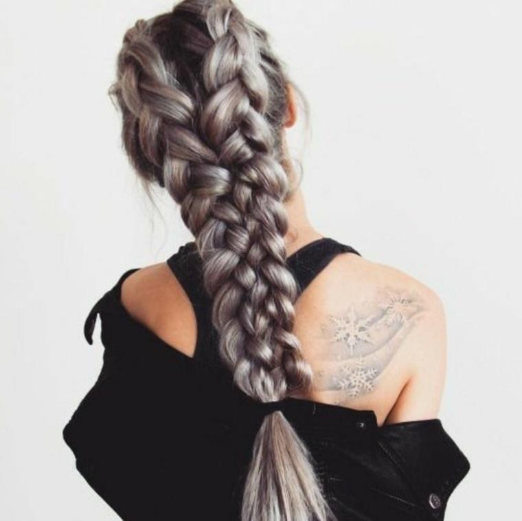 trenzas faciles-pelo-largo