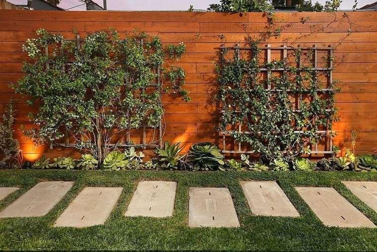 Madera En Dise 241 O De Jardines Modernos Descubra Nuevas