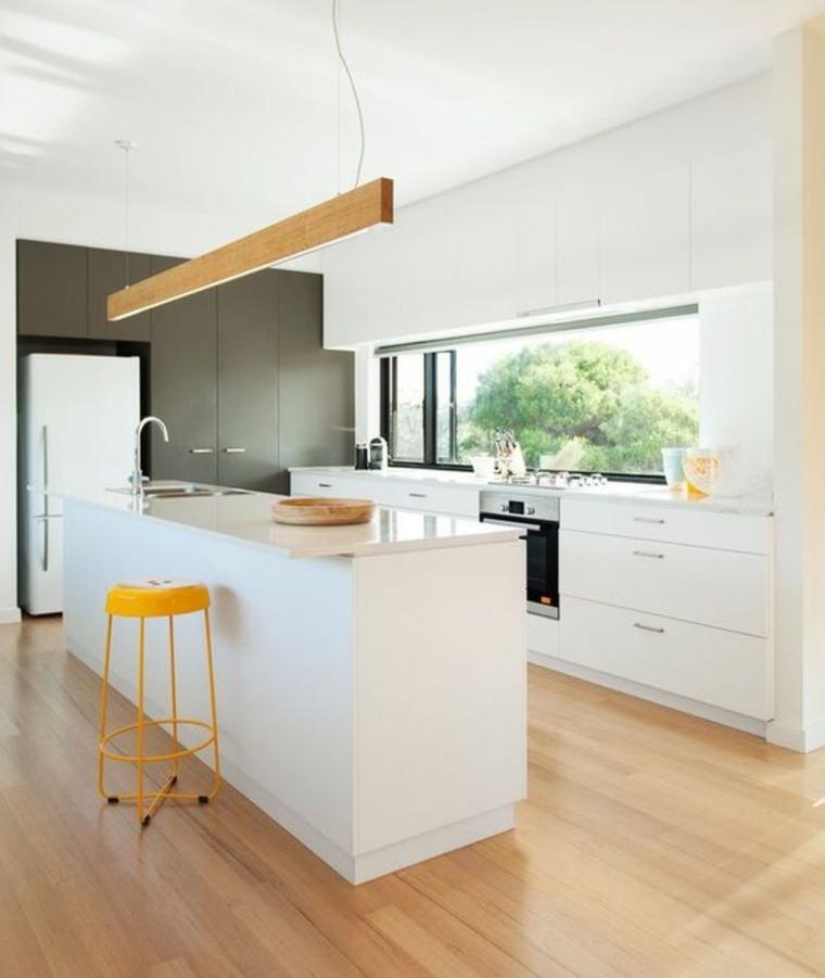 ventana salpicadero-cocina-blanca