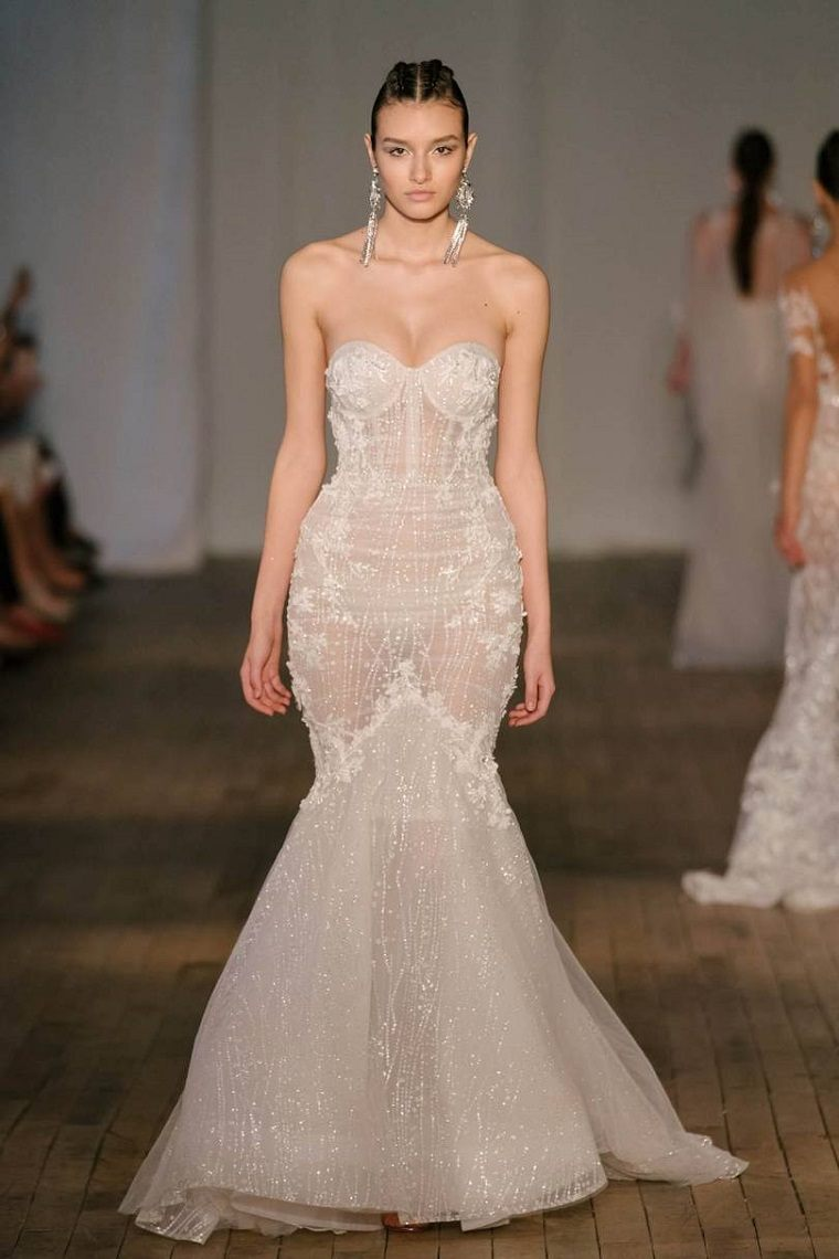 vestidos de novia modernos opciones-disenos-pronovias-2019