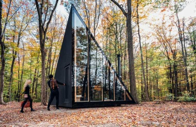 A45-Klein-cabaña cristal