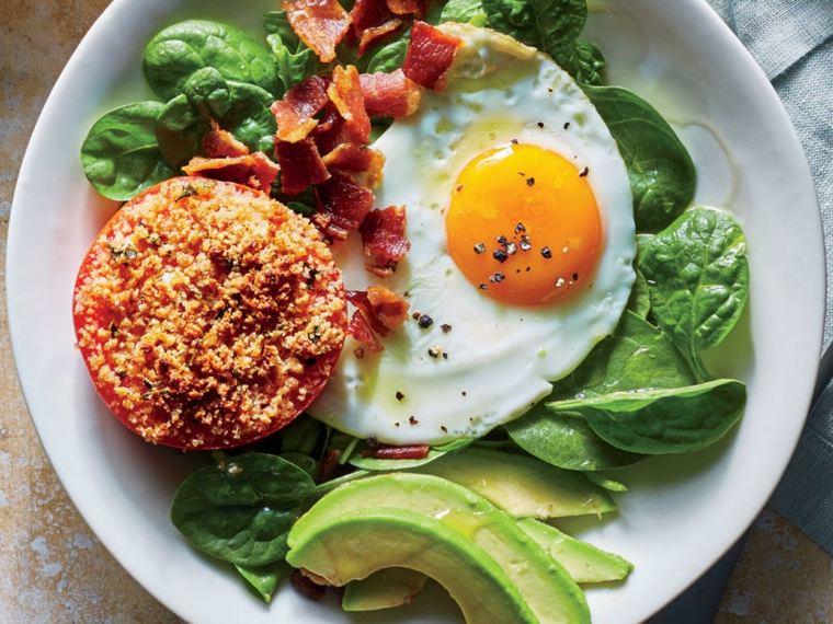 alimentos con fibra desayuno