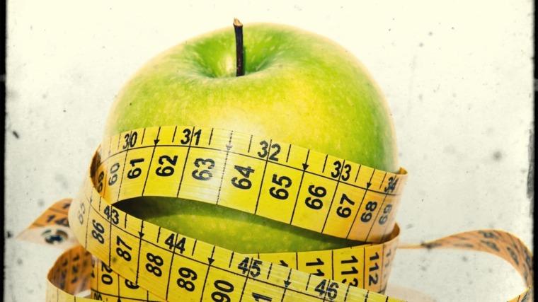 alimentos con fibra manzana