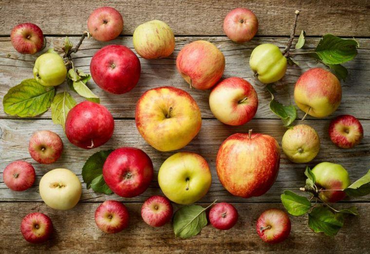 alimentos-con-fibra-manzanas