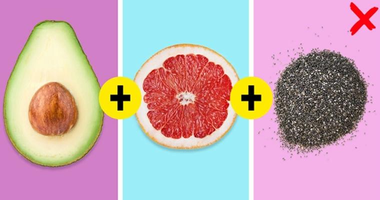 alimentos saludables-combinaciones