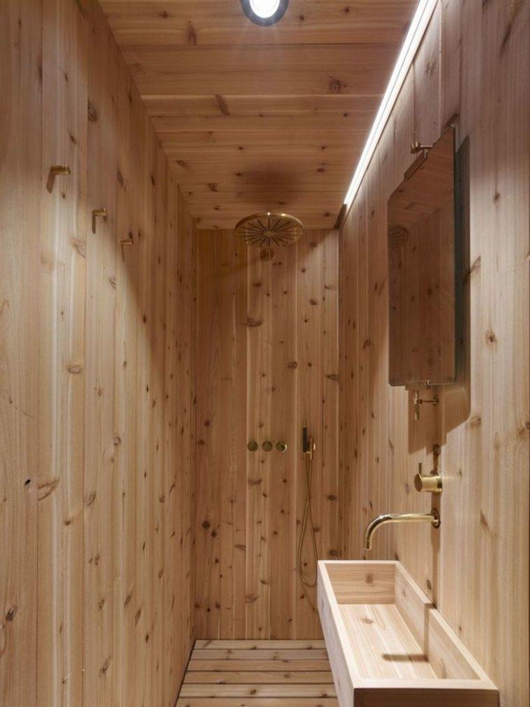 baño-de-madera