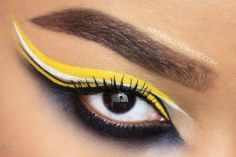 maquillaje de ojos ideas