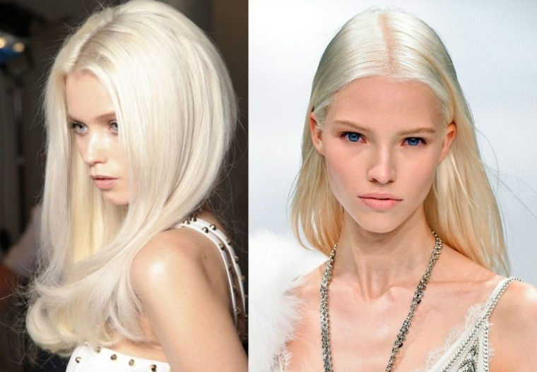 cabello-rubio-platino-moda-2018