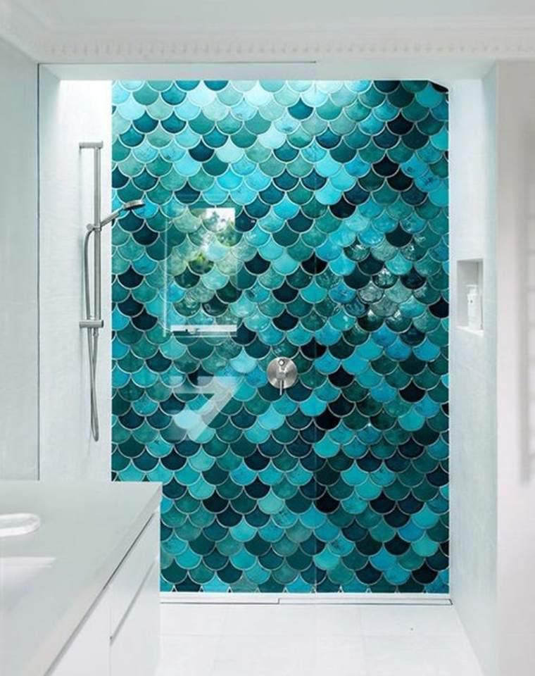cabina-de-ducha-azul