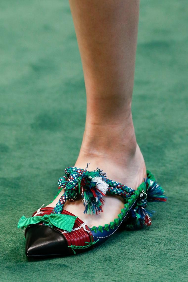 sandalias de moda 2018