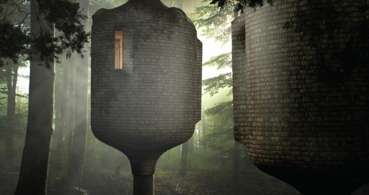 casa-árbol-colmena