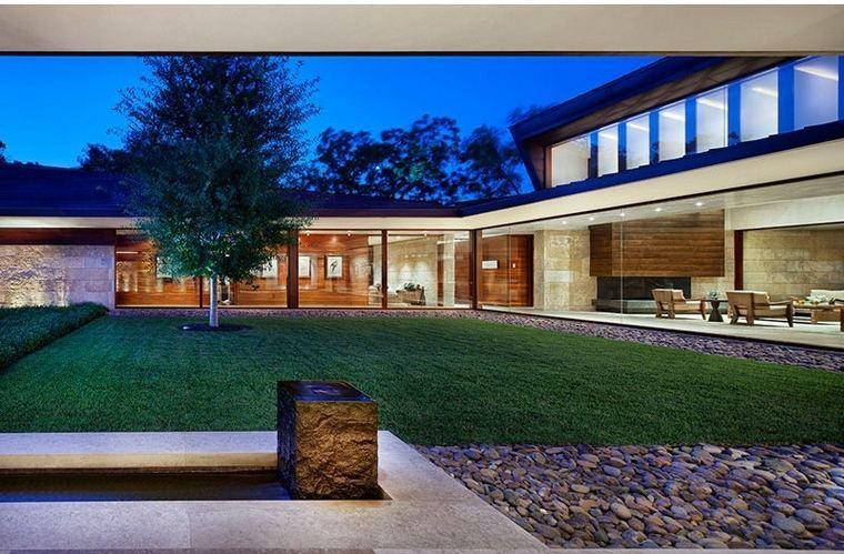 casa modernas fachadas diferentes
