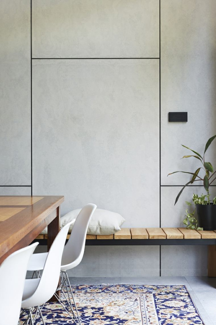 casas modernas sala-de-estar