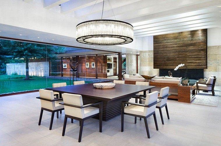 chimenea-moderna-muebles-tono-claro