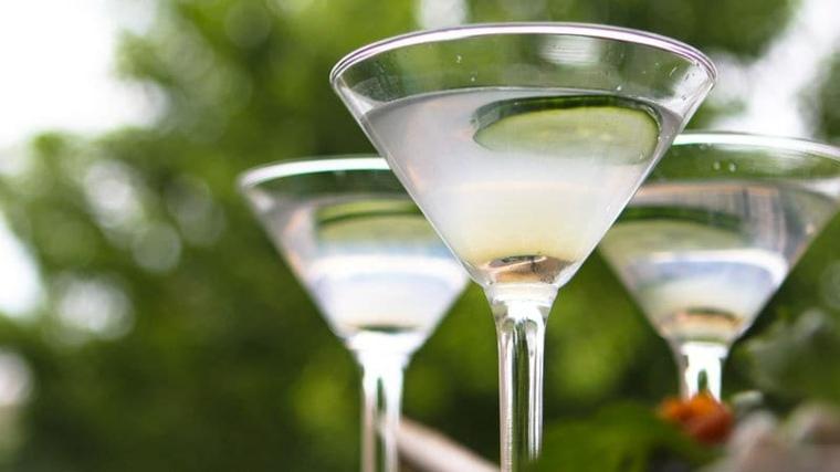 Martini con pepino