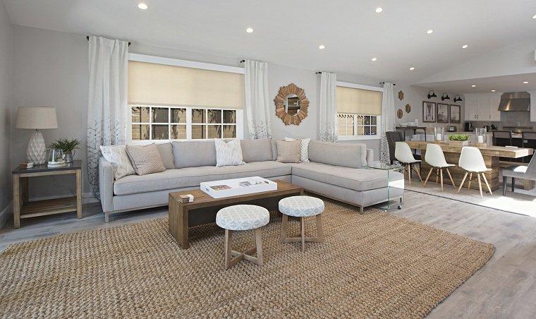 colores neutros-sala-estar-diseno-espacios-amplios