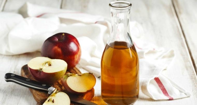 comida de dieta-vinagre-de-manzana