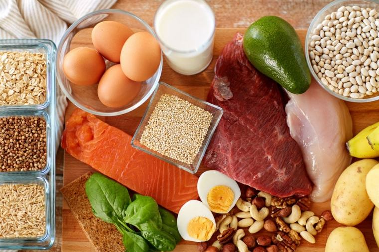 comidas faciles-saludables-proteinas