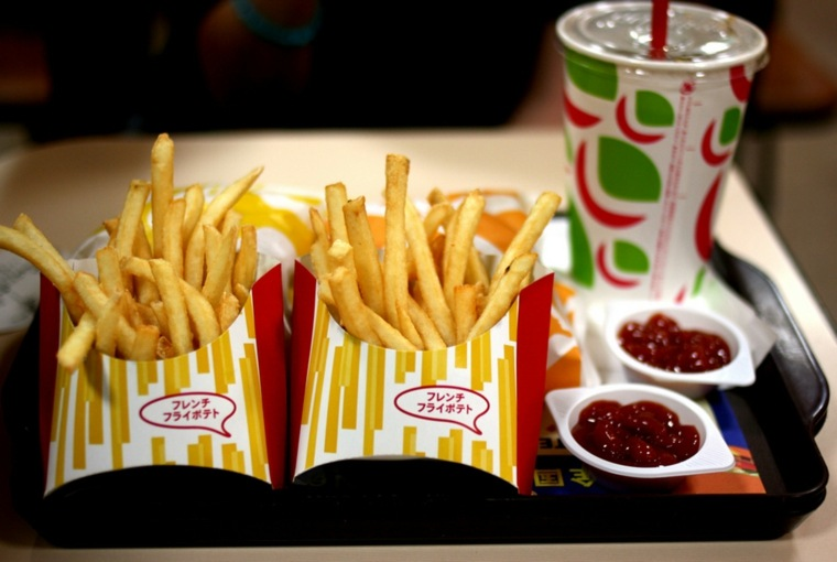 comidas faciles y saludables-comida-basura