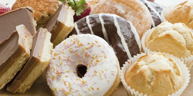 comidas saludables-comida-basura