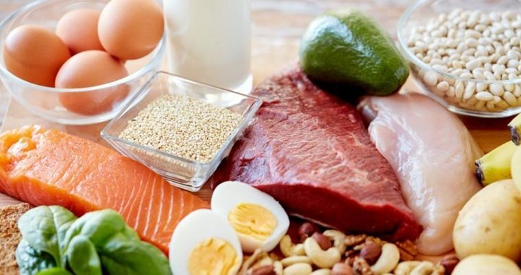comidas saludables-proteinas