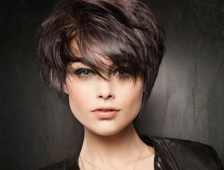 cortes de cabello corto para mujer-ideas