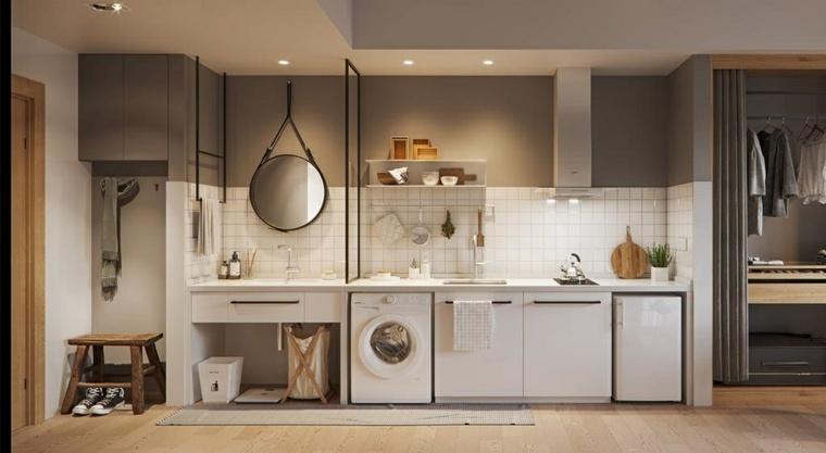 decoración para cocinas-ideas-atractivas