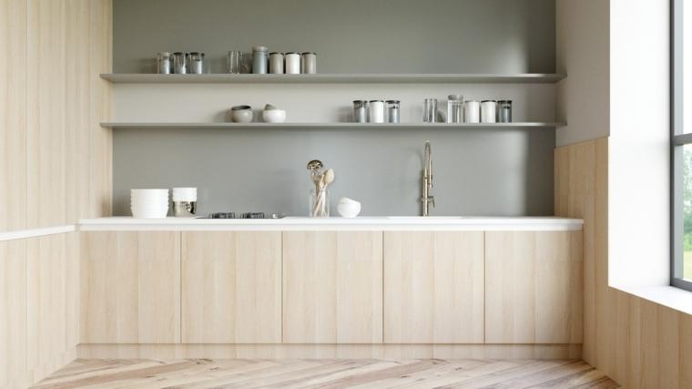 decoracion-para-cocinas-ideas-estantes-abiertos