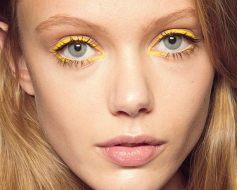 maquillaje de ojos sencillo