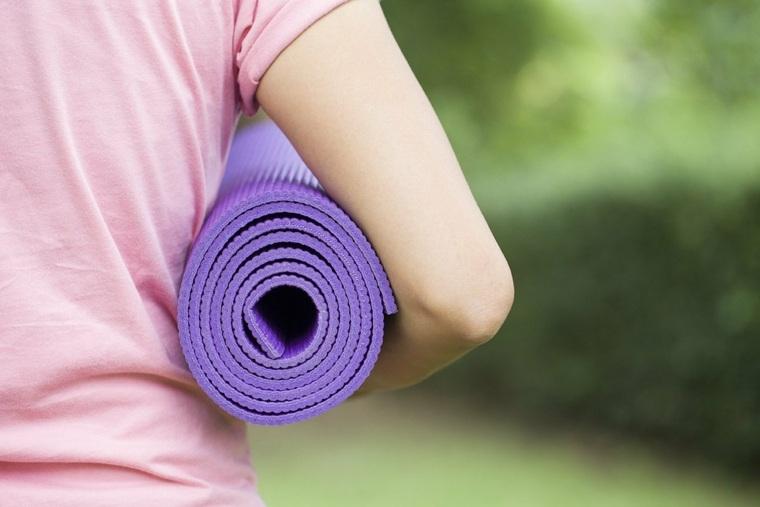 el yoga-alfombra-importante